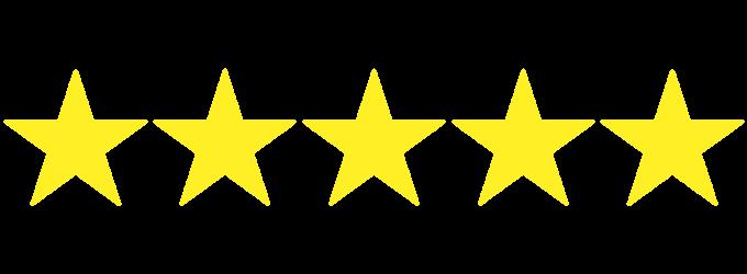 5 zvezdic